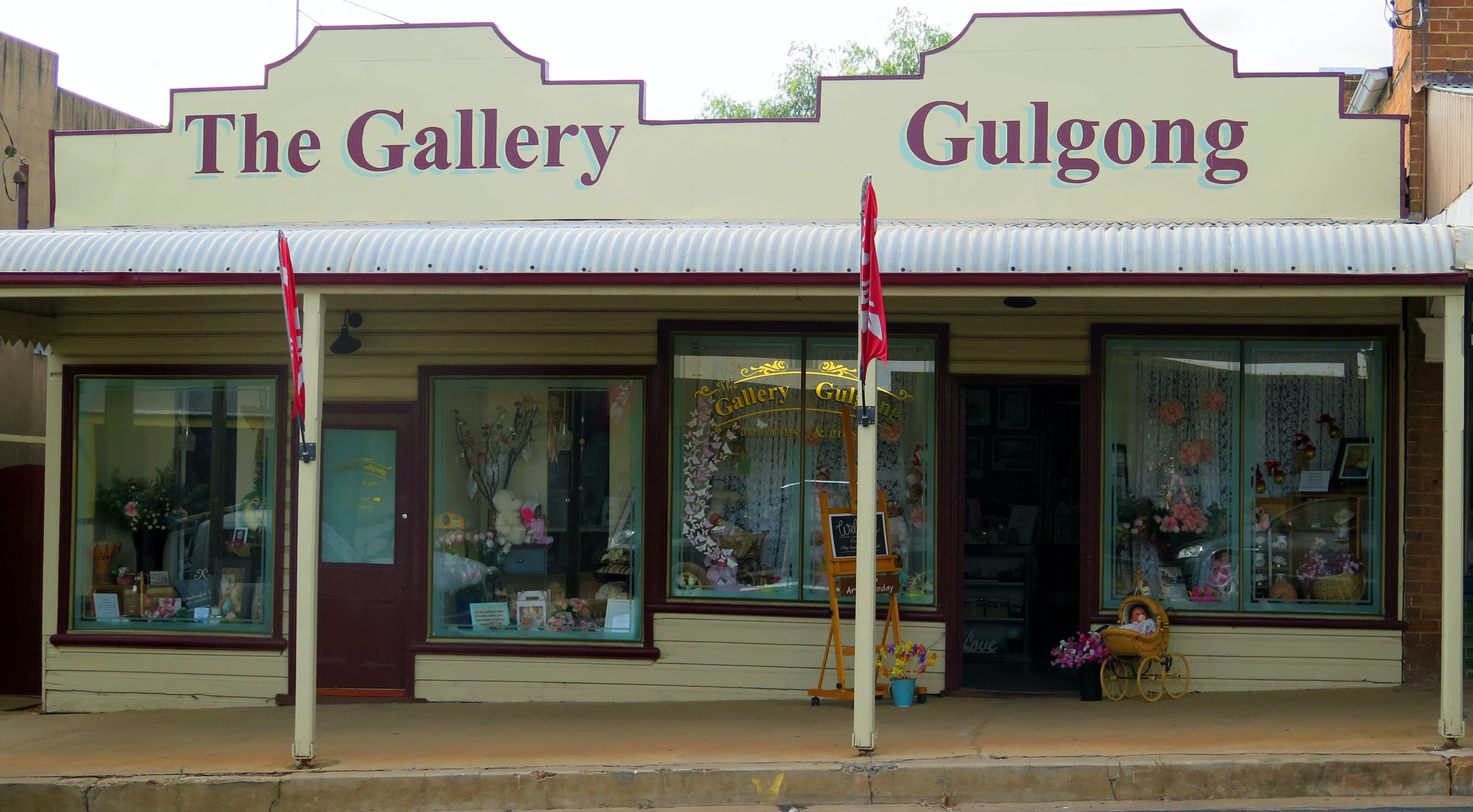 The Gallery Gulgong - Accommodation Adelaide