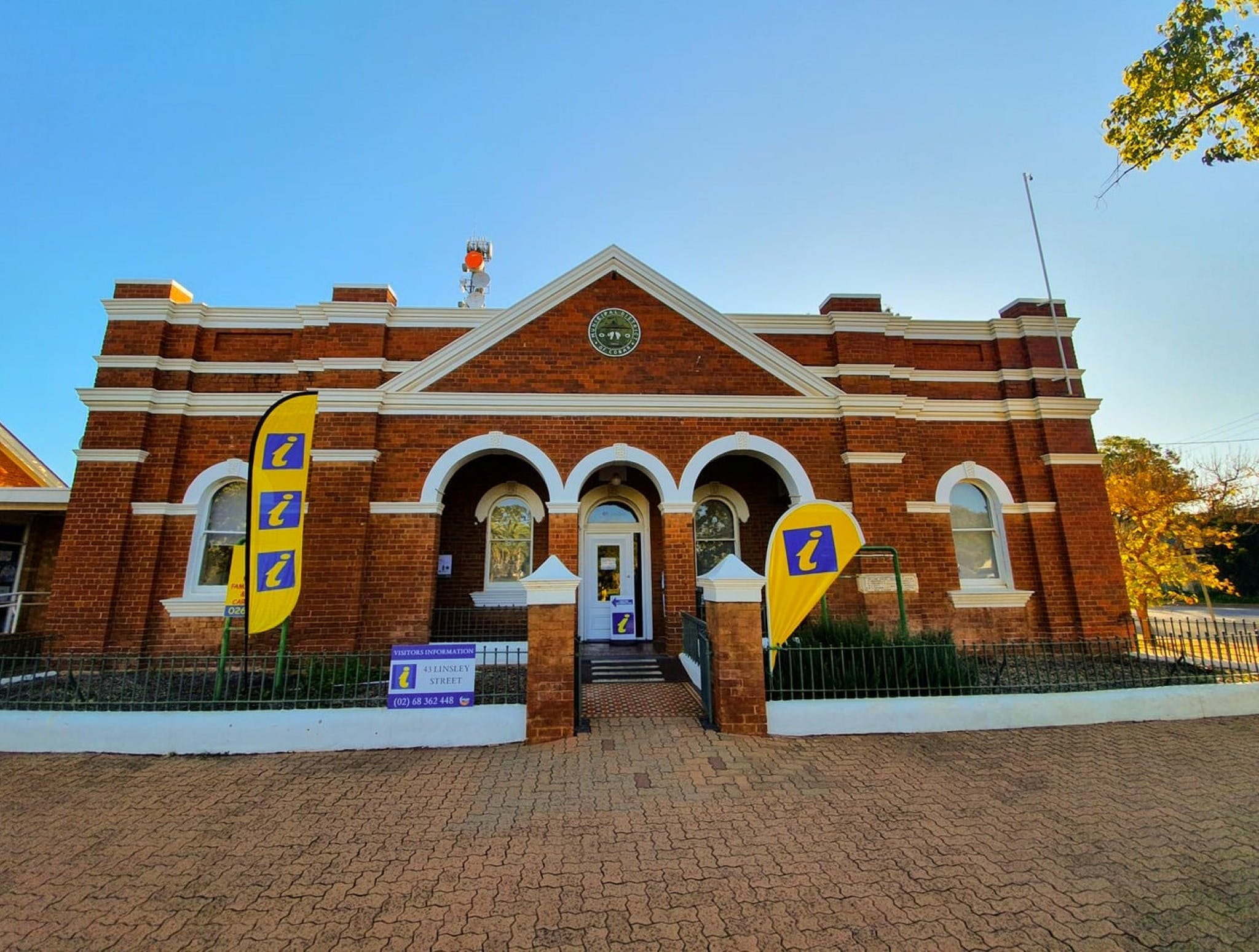 Cobar Visitor Information Centre - Accommodation Adelaide