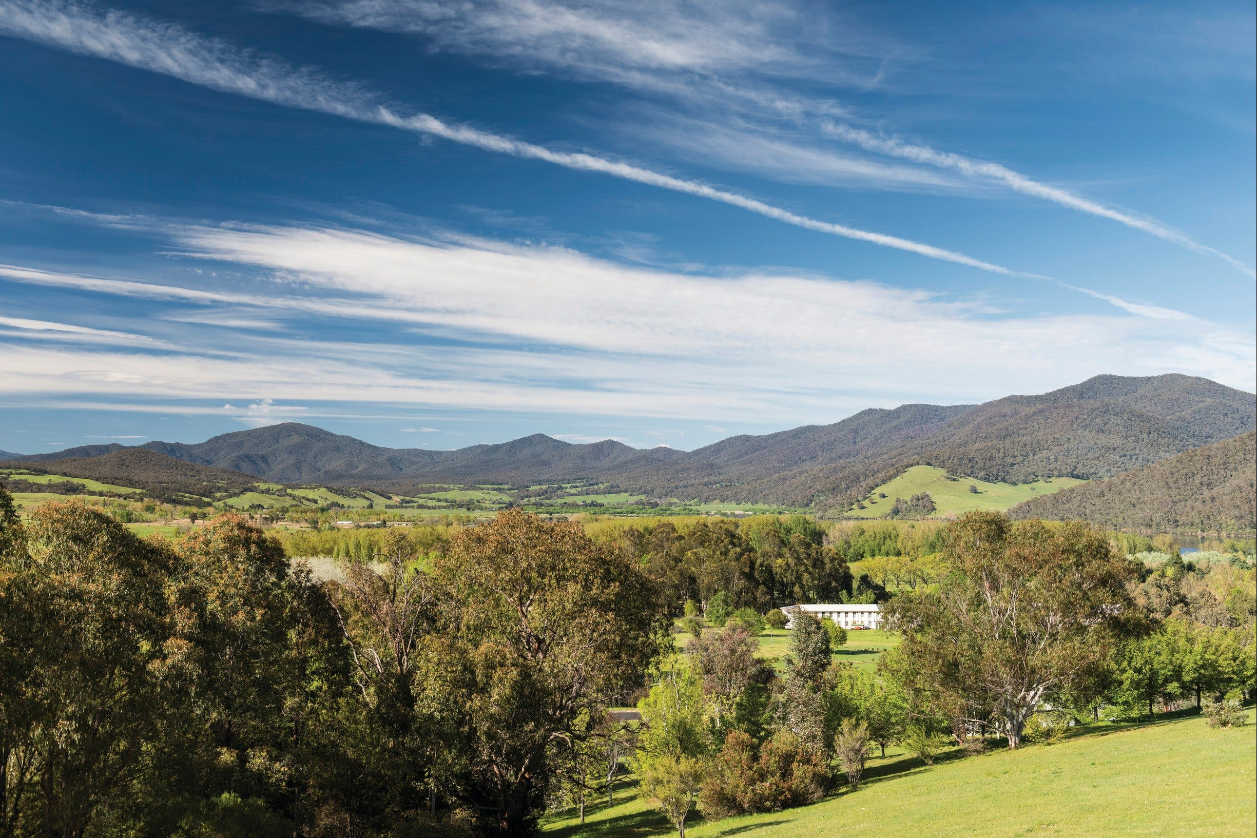 Corryong - Accommodation Adelaide