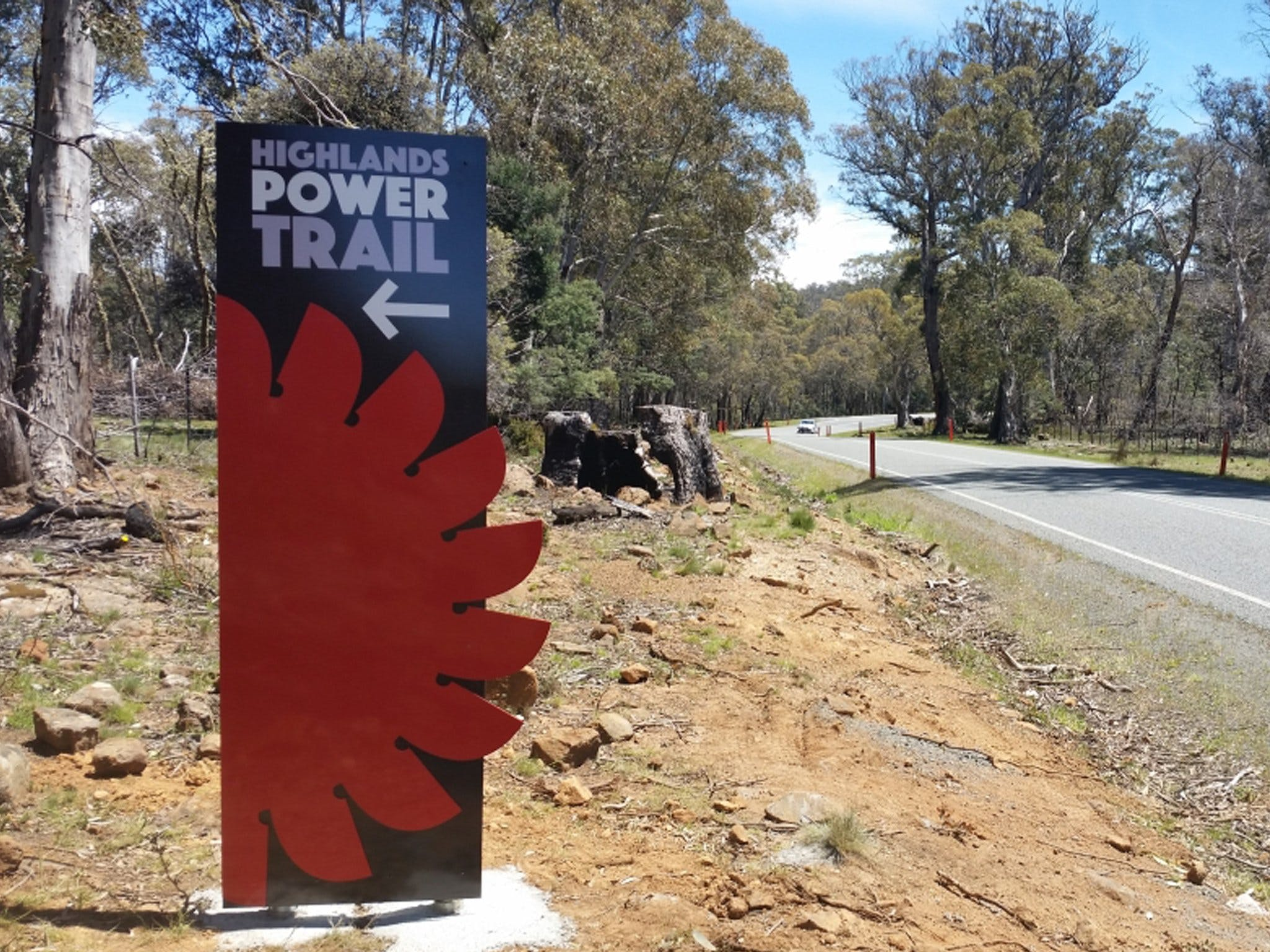 Highlands Power Trail - Accommodation Adelaide