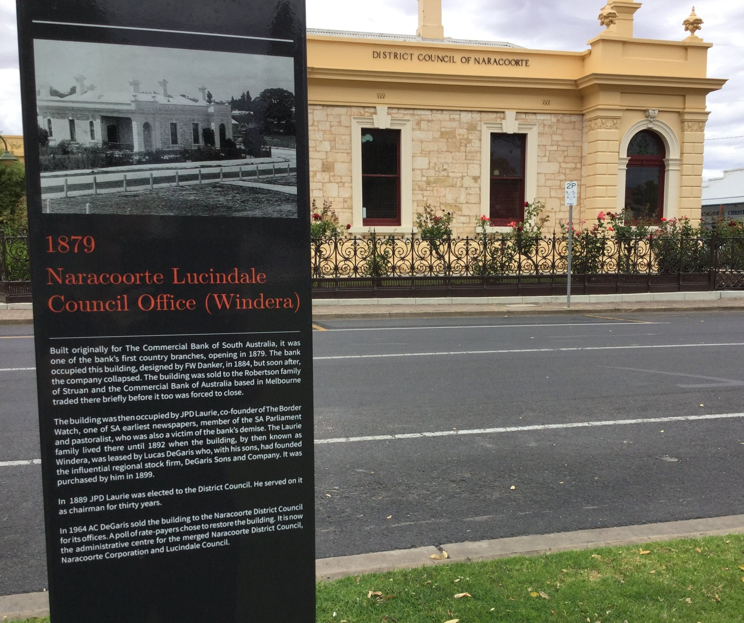 Naracoorte Heritage Trail - Accommodation Adelaide