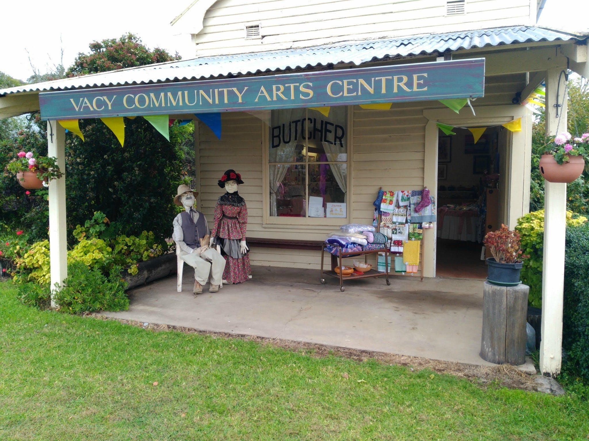 Vacy Community Arts Centre - Accommodation Adelaide