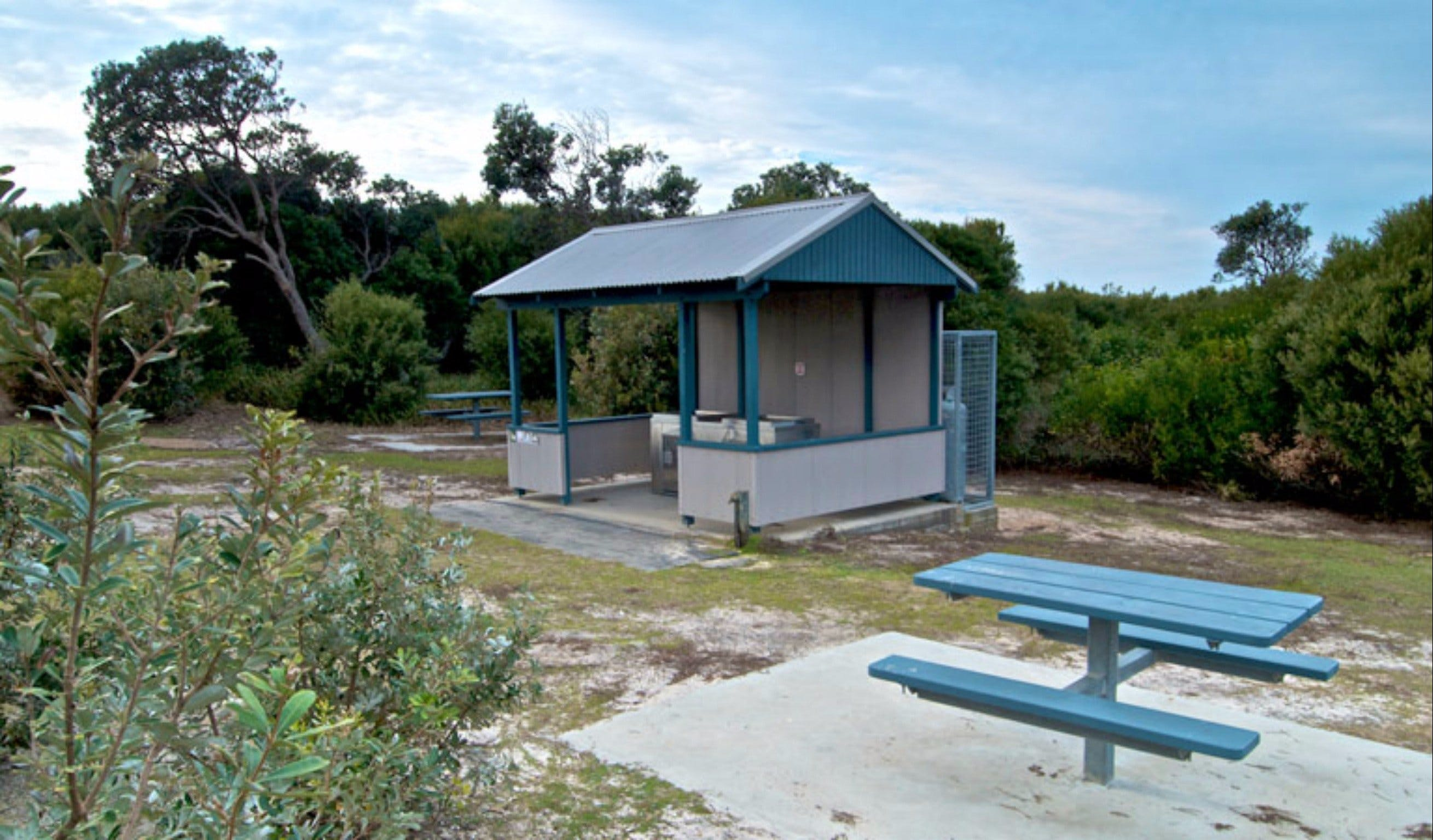 Tea Tree picnic area and lookout - Accommodation Adelaide