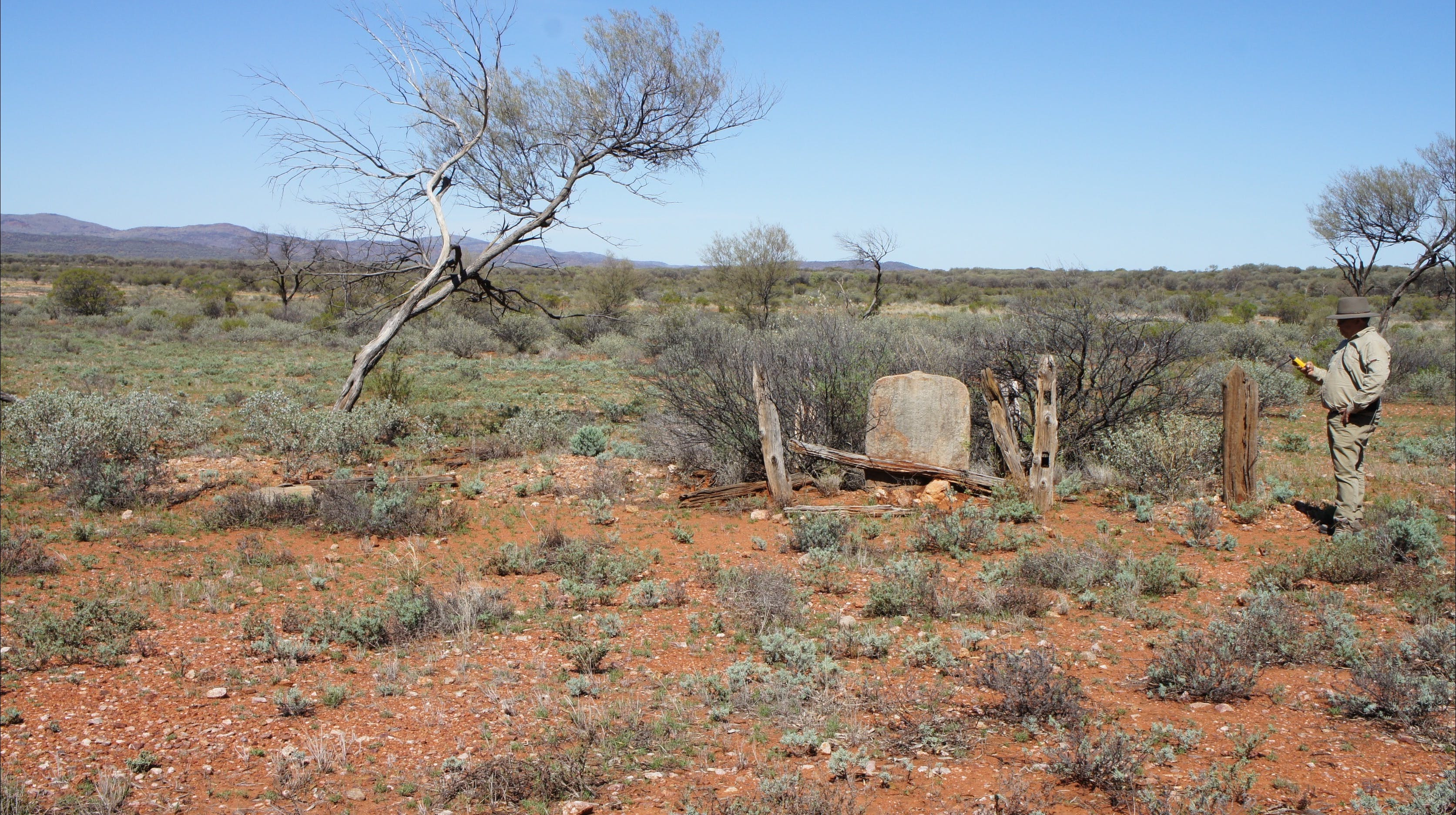 Winnecke Goldfield Cemetery - Accommodation Adelaide