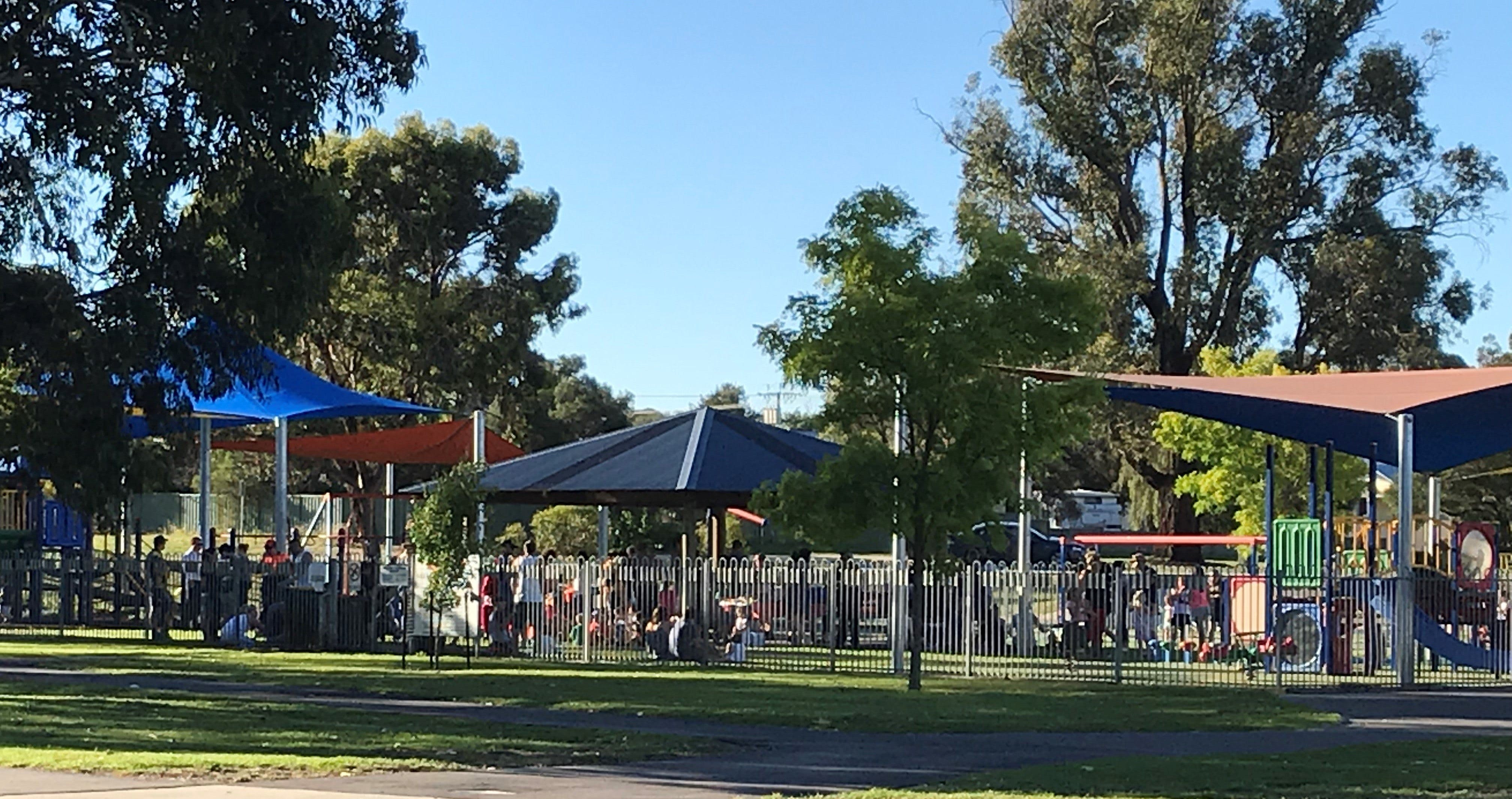 Market Square Recreation Area - Accommodation Adelaide