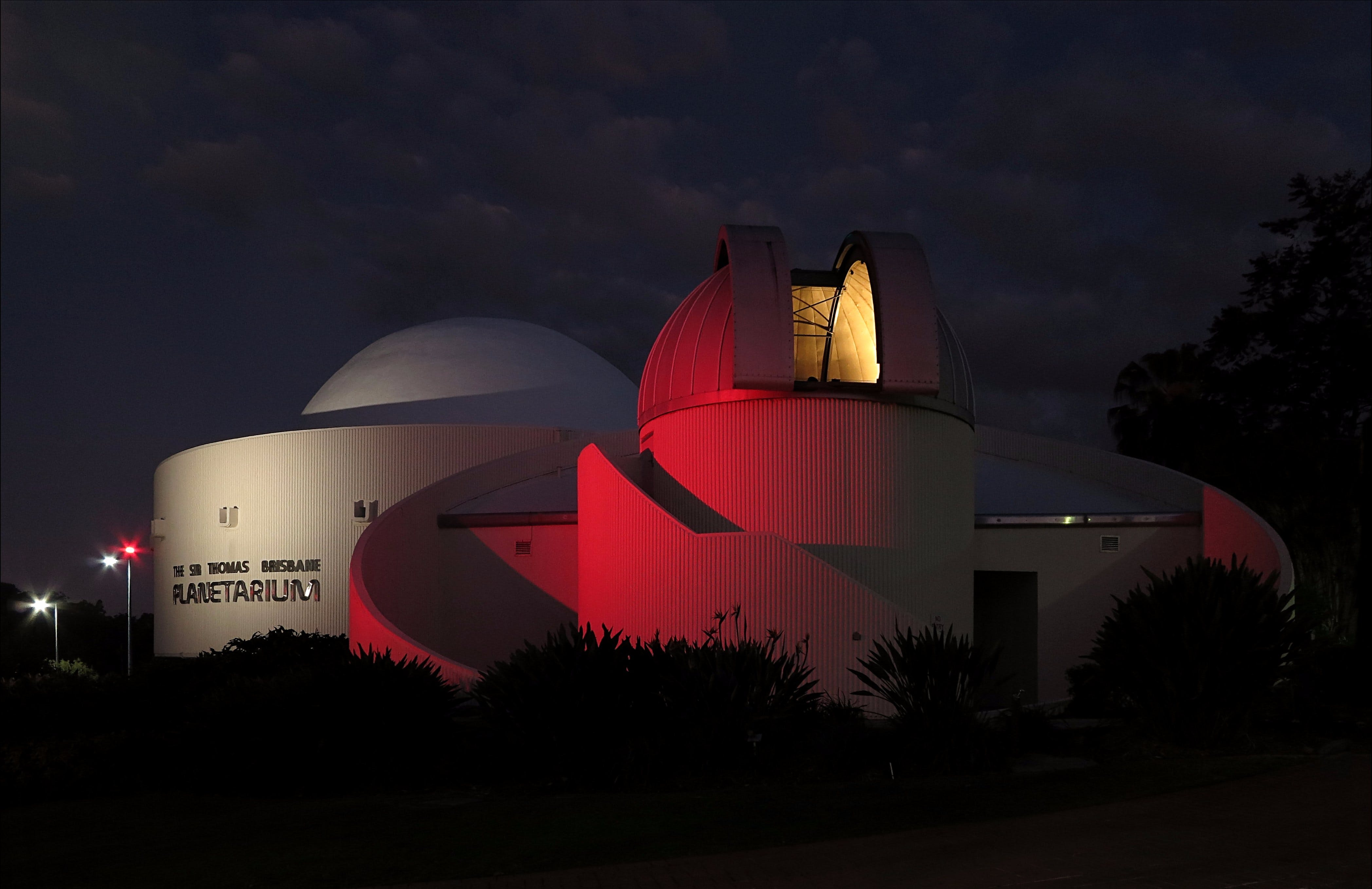 Sir Thomas Brisbane Planetarium - Accommodation Adelaide