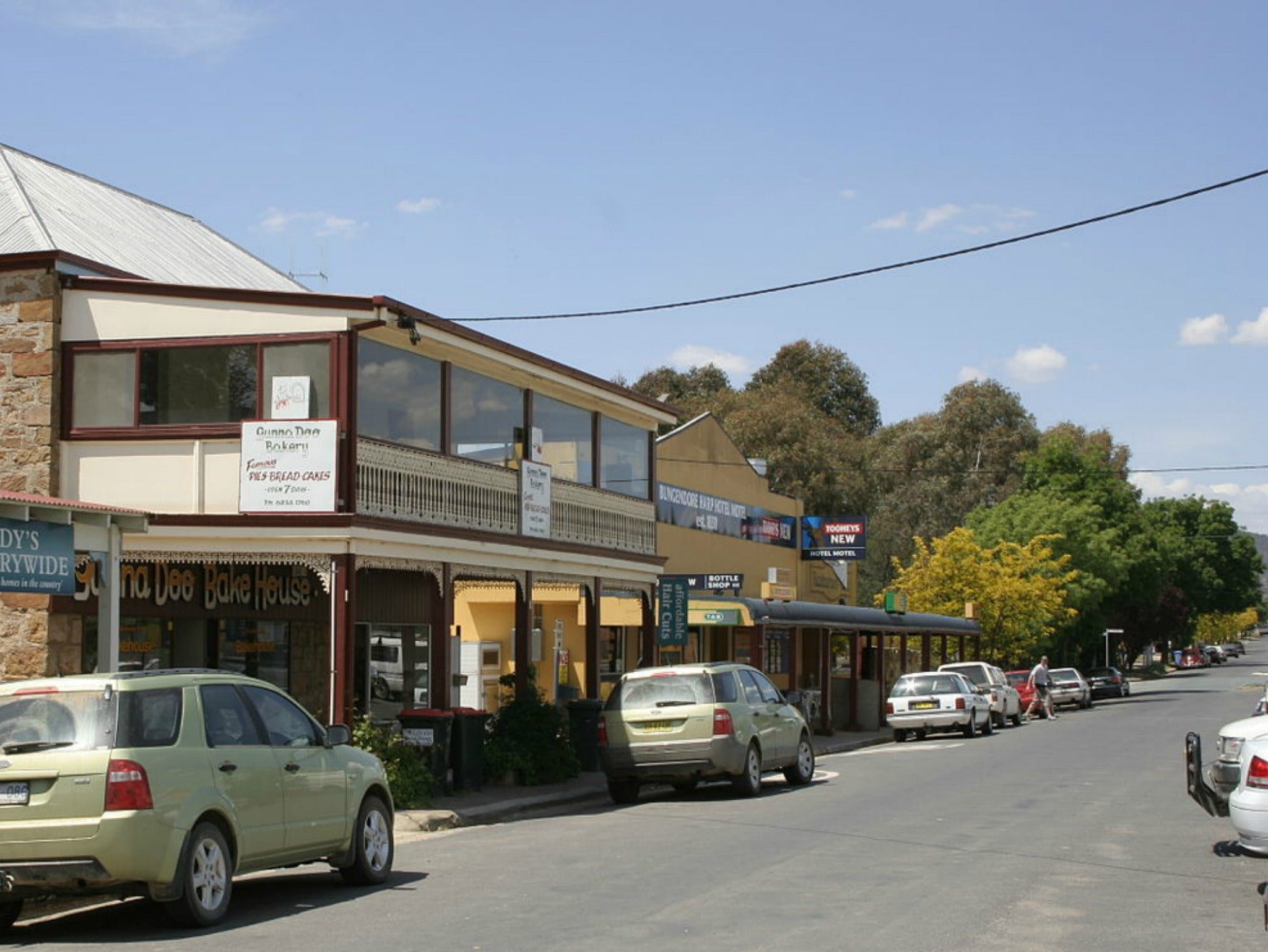 Bungendore - Accommodation Adelaide