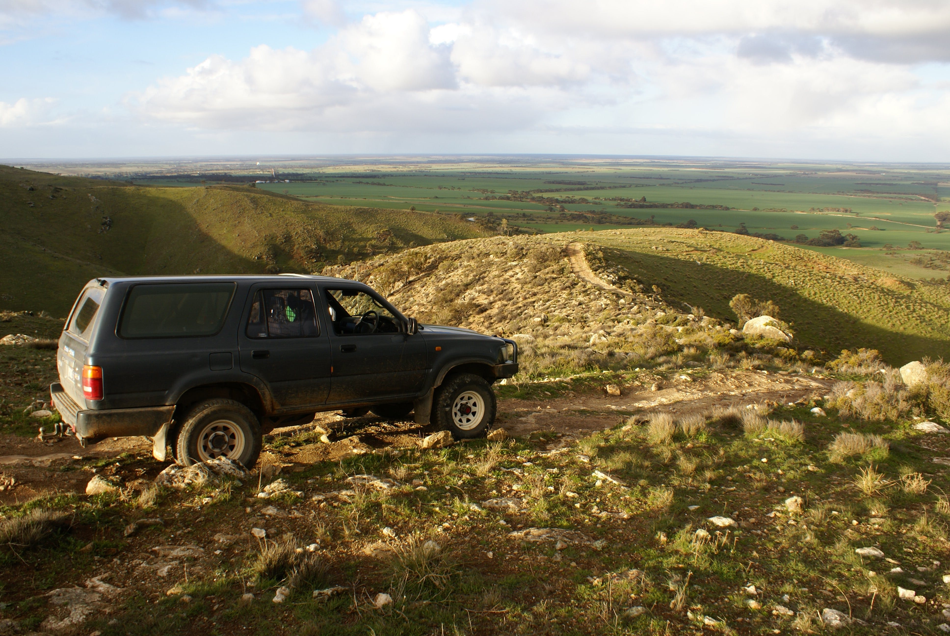 Eagle View 4WD Track - Accommodation Adelaide