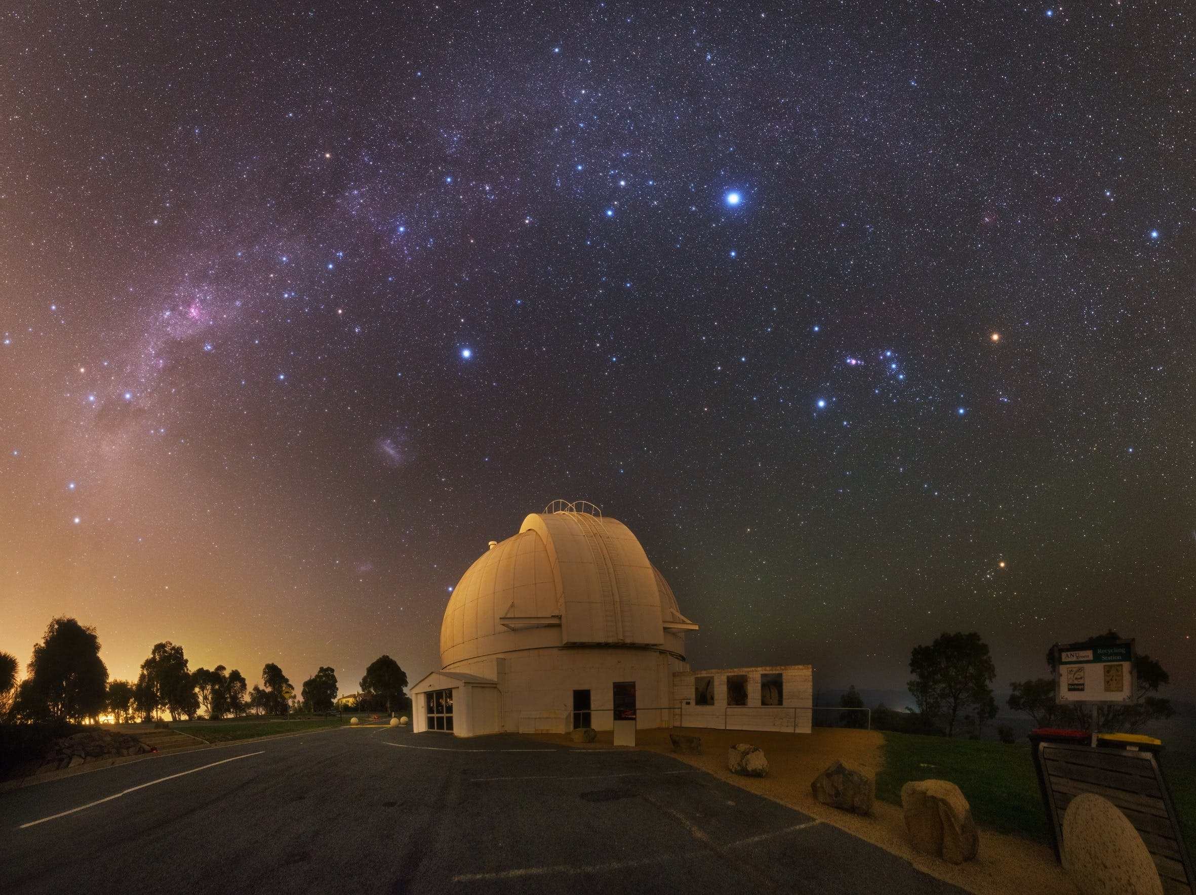 Mount Stromlo Observatory - Accommodation Adelaide