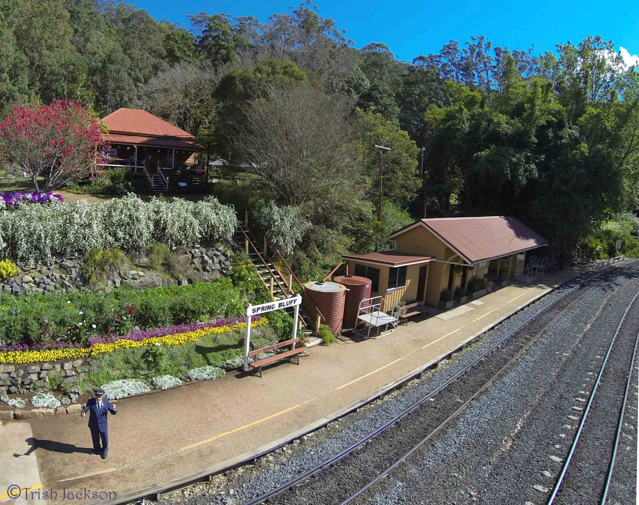 Spring Bluff Railway Station - Accommodation Adelaide