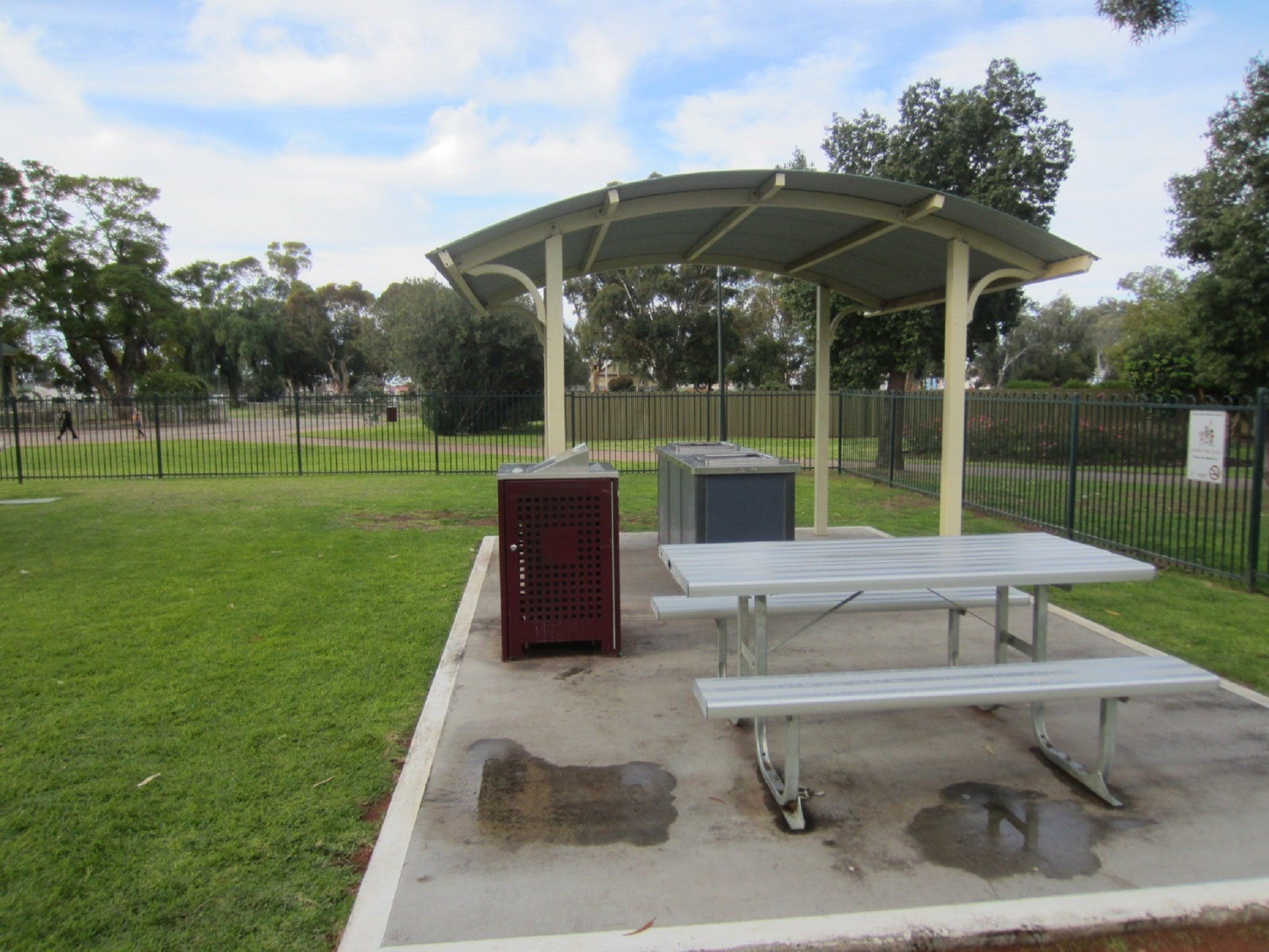 Sturt Park Reserve and Titanic Memorial - Accommodation Adelaide