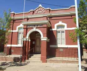 Grenfell Historical Museum - Accommodation Adelaide