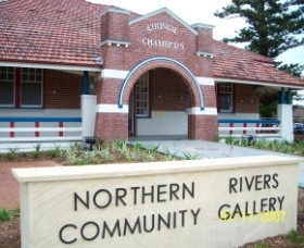 Northern Rivers Community Gallery - Accommodation Adelaide