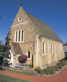 Uniting Church - York - Accommodation Adelaide