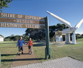 Esperance Municipal Museum - Accommodation Adelaide