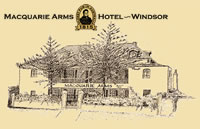 Macquarie Arms Hotel - Accommodation Adelaide