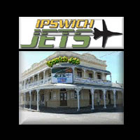 Ipswich Jets - Accommodation Adelaide