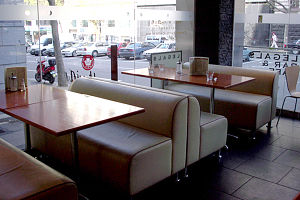 Legals Cafe and Bar - Accommodation Adelaide