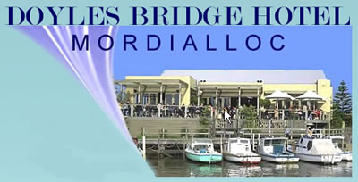 Doyles Bridge Hotel - Accommodation Adelaide