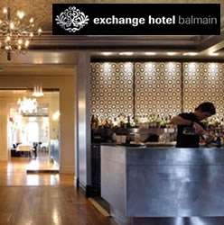 Exchange Hotel Balmain - Accommodation Adelaide
