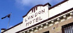 London Hotel and Restaurant - Accommodation Adelaide
