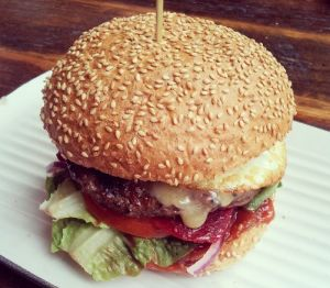 Grill'd Healthy Burgers - Accommodation Adelaide