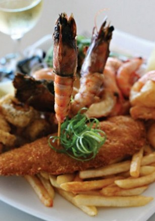 Rockpool Seafood Cafe Bar - Accommodation Adelaide