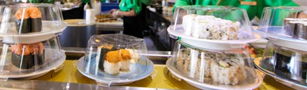 Sushi Train Indooroopilly Junction - Accommodation Adelaide