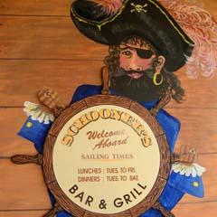 Schooners Bar  Grill - Accommodation Adelaide