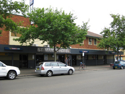 St Marys Hotel - Accommodation Adelaide