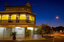 The Club Hotel - Accommodation Adelaide