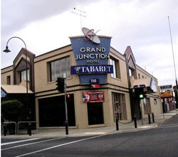 Grand Junction Hotel - Accommodation Adelaide