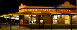 North Britain Hotel - Accommodation Adelaide