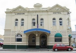 The London Hotel - Accommodation Adelaide