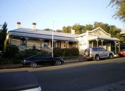 Earl of Spencer Historic Inn - Accommodation Adelaide