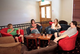 Hibernian Hotel Beechworth - Accommodation Adelaide
