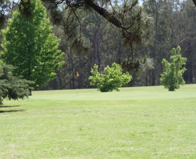 Inverell Golf Club - Accommodation Adelaide