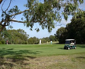 Leongatha Golf Club - Accommodation Adelaide