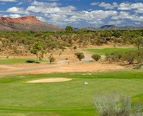 Alice Springs Golf Club - Accommodation Adelaide