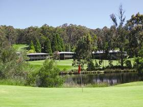 Mount Lofty Golf Club - Accommodation Adelaide