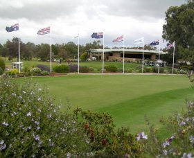 Tocumwal Golf Club - Accommodation Adelaide