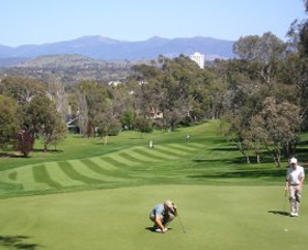 Fairbairn Golf Club - Accommodation Adelaide
