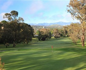 Federal Golf Club - Accommodation Adelaide
