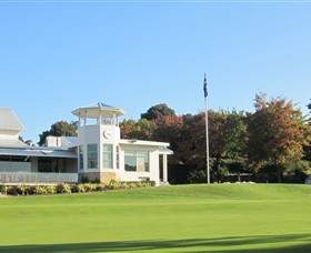 Riversdale Golf Club - Accommodation Adelaide