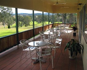 Woodenbong and District Golf Club - Accommodation Adelaide
