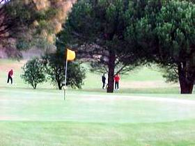 Meningie Lake Albert Golf Club - Accommodation Adelaide