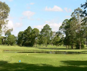 Casino Golf Club - Accommodation Adelaide