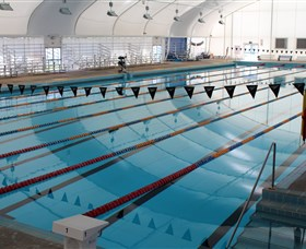 Canberra Olympic Pool and Health Club - Accommodation Adelaide