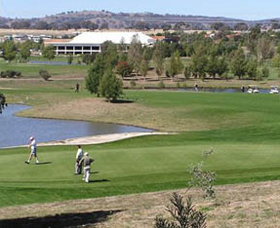 Gungahlin Lakes Golf and Community Club - Accommodation Adelaide