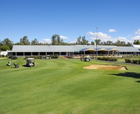 Yarrawonga Mulwala Golf Club Resort - Accommodation Adelaide